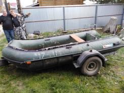 Лодка ПВХ Stingray 390