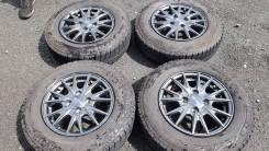 "1370 Комплект колес Velva + Bridgestone REVO GZ 155/80 R13. 5.0x13"" 4x100.00 ET37 ЦО 73,1мм."