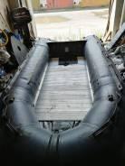 Продам пвх лодку Shturman SP 365 с мотором