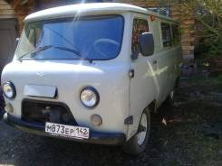 УАЗ-3962. Продаётся фургон УАЗ 3962, 3 000куб. см., 1 000кг., 4x4