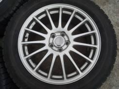"Bridgestone. 7.0x17"", 5x100.00, ET53"