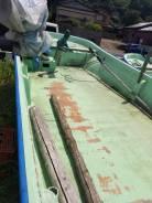 Лодка рыболовно транспортная
