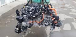 Двигатель в сборе. Toyota Prius, NHW20 Toyota Aqua, NHP10, NHP10H 1NZFXE