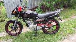 Yamaha YBR 125, 2011