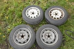 """Комплект колёс. 5.5x14"""" 5x100.00 ЦО 60,0мм."""