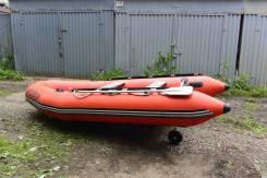 Продается лодка надувная