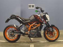 KTM 390 Duke, 2015