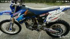 Yamaha WR 450F, 2003