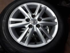 "Колёса Toyota Лето R-16 Сверловка крепеж 5x114""3. Вылет ET-50. ЦO-60.1. 7.0x16"" 5x114.30 ET50 ЦО 60,1мм."