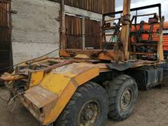 КамАЗ. Продам Камаз 44042 лесовоз с прицепом, 11 000куб. см., 20 000кг., 6x6