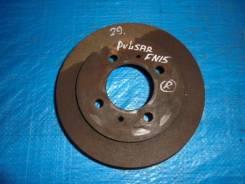 Тормозной барабан Nissan Pulsar, задний