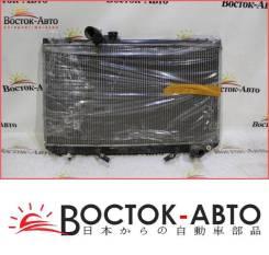 Радиатор охлаждения двигателя Toyota Mark II JZX100 1JZGE (1640046500)