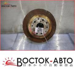 Диск тормозной R Toyota Mark II JZX110 1JZGTE (4243130260,4243153011)