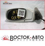 Зеркало заднего вида боковое L Toyota Mark II GX90 1GFE (879402A160B0), левое