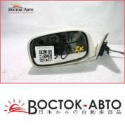 Зеркало заднего вида боковое L Toyota Mark II GX100 1GFE (879102A340B0), левое