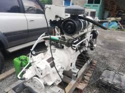 Судовой двигатель Cummins 6СТ8.3 с реверс-редуктором