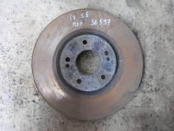 Диск тормозной. Kia Sorento Hyundai ix55 Hyundai Santa Fe, CM