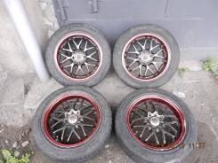 "Sparco. 6.5x15"", 4x100.00, 4x114.30, ET32, ЦО 73,0 мм."