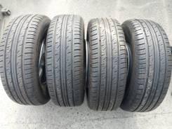 Dunlop Grandtrek PT3. летние, 2014 год, б/у, износ 10%