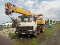 МАЗ 5337. Продам автокран Маз-5337 14 тонн, 11 150куб. см.