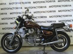 Honda GL400, 1981