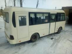 Hyundai County. Автобус Хендай Каунти, 18 мест