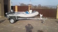 Лодка FL360