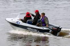 Моторная лодка Бестер-400