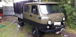 УАЗ 39094 Фермер. Продается грузовик УАЗ, 2 900куб. см., 1 000кг., 4x4