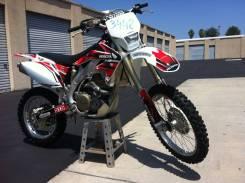 Honda CRF 450X. 450куб. см., исправен, птс, без пробега