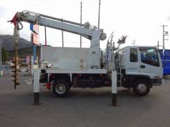 Isuzu Forward. Isuzu forward Буровая Aichi D70A, 8 200 куб. см., 5 000 кг. Под заказ