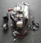 ДВС 161QML 6GY + Карбюратор , масленый радиатор , 200сс , Отправка