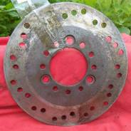 Тормозной диск б. у. Япония оригинал на мопед Lead 100/AF 48