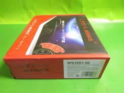 Колодки тормозные задние Jeenice Nissan Primera(P12) 02>, Renault Laguna II 01>/Espace IV 02>, SAAB 9-3 02>