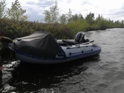 Комплект лодка пвх с мотром