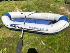 Надувная лодка Mariner 3 (3-х местная)