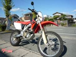 Honda CRF 250X, 2008