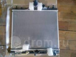 Радиатор охлаждения двигателя. Nissan Cube, BNZ11, BZ11, YZ11 Nissan March, AK12, BK12, BNK12, K12, YK12, YZ11 Nissan Note, E11, NE11, ZE11, E11E CR14...