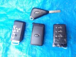 Ключ зажигания, смарт-ключ. Subaru: Forester, Legacy, Impreza, XV, Exiga, Sambar Mitsubishi: Lancer Evolution, Delica D:5, Delica, Outlander, Galant F...