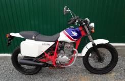 Honda FTR 223. 223куб. см., исправен, птс, без пробега