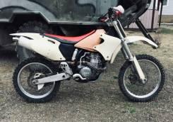 Yamaha YZ 400, 2002