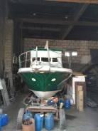 Моторная яхта катер Флинт 1000