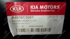 Защита Kia/Hyundai R4010C5001 [для редуктора / задняя / сталь]