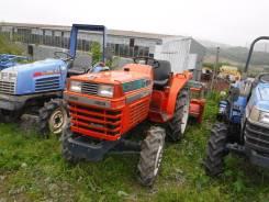 Kubota L1-185. Трактор 18л. с., реверс, фреза, 18 л.с.