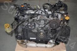 Двигатель в сборе. Subaru Forester, SG, SG5, SG6, SG69, SG9L EJ205