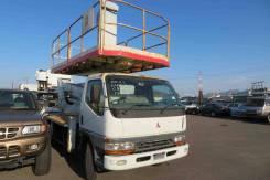 Mitsubishi Fuso Canter. Mitsubichi Canter 1998г автовышка 17м, 4 600куб. см., 17,00м.