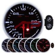 Датчик Depo Racing - 52mm черный 7 цветов. Давление турбины