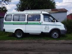 ГАЗ ГАЗель Пассажирская 322132, 2012