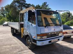 Mitsubishi Fuso Fighter. Самогруз, 7 500 куб. см., 5 000 кг., 4x2