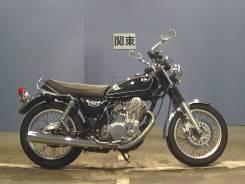 Yamaha SR400, 2007